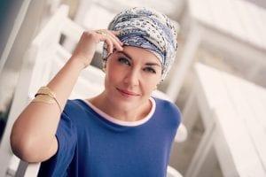 Šatka na hlavu pre onkologických pacientov Christine Headwear Turban Karma - taktrochainak.sk