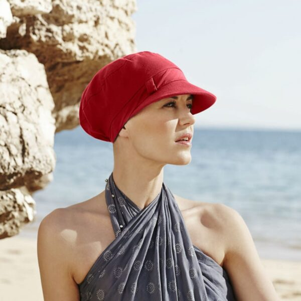klobuk-pre-onkologických-pacientov-img-Christine-Headwear-savana-red-img-taktrochainak