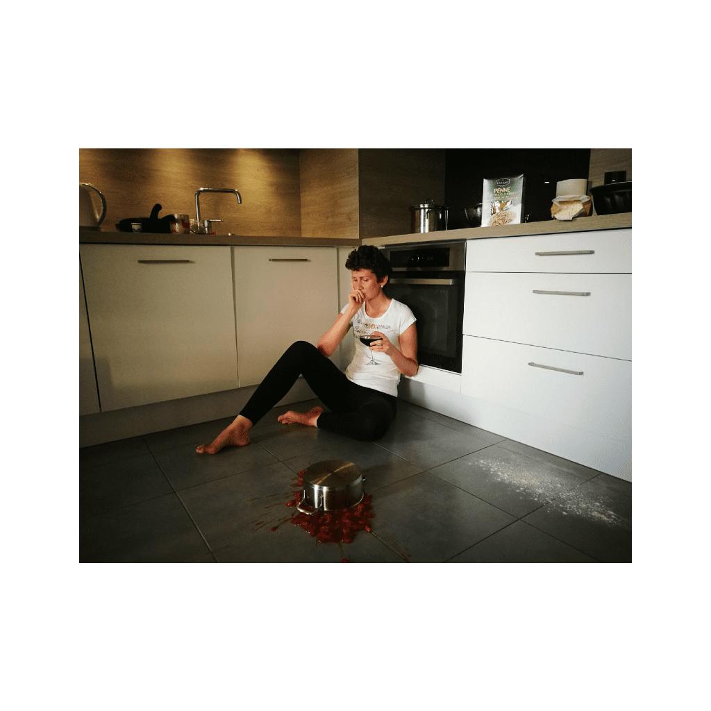 Katastrofy v kuchyni