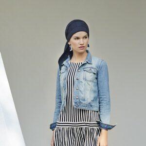 šatka na hlavu pre onkologických pacientov Viva Headwear ASTA - taktrochainak.sk
