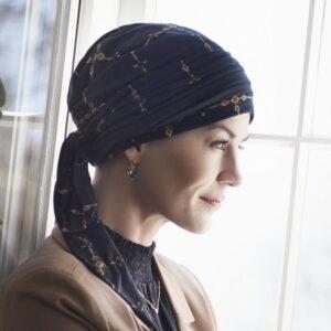 Šatka na hlavu pre onkologických pacientov - taktrochainak.sk