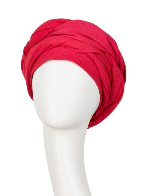 turban-satka-pre-onkologickych-pacientov-na-hlavu-boho-pink-img-taktrochainak.sk