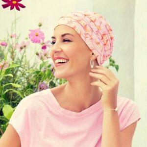 Turban po chemoterapii pre ženy bez vlasov - taktrochainak.sk