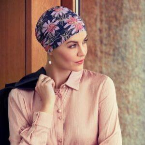 Turban pre onkologickych pacientov, Yoga Flowering - taktrochainak.sk