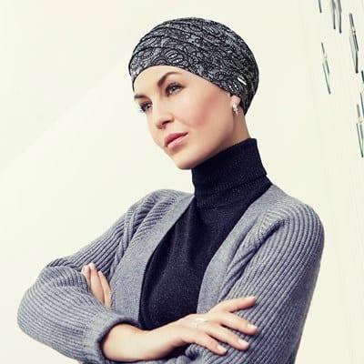 Turban po chemoterapii Yoga Rococo-taktrochainak.sk
