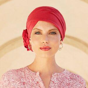 Šatka, turban na hlavu po chemoterapii , Zuri farebný - taktrochainak.sk